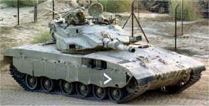 Merkava Mk 3 Tank