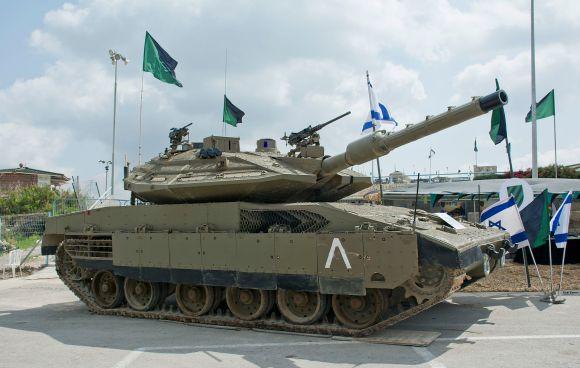 Merkava Mk 4 Tank image 10