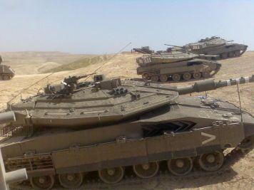 Merkava Mk 4 Tank image 2