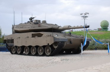 Merkava Mk 4 Tank image 6