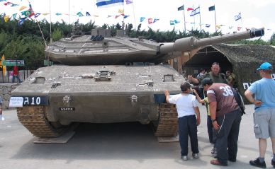 Merkava Mk 4 Tank image 8