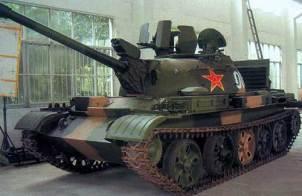 Type 62-I Tank Image 1