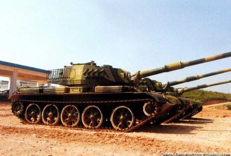 Type 62G Tank Image 2