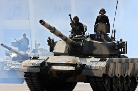 Al Zarrar Tank Images