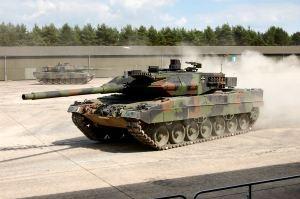 Leopard 2 Tank