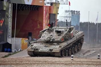 Type 96B Tank