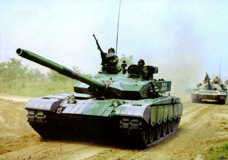 Type 98G Tank