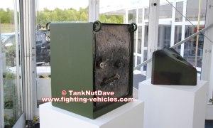 Leopard 2 Mid-Life Modular Armor