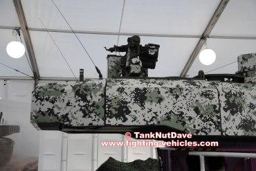 Leopard 2 Mid-Life Turret 2016