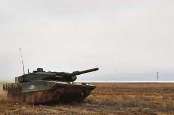 Leopard 2 Next Generation Tank