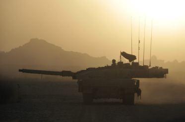 Leopard 2A6M CAN Tank