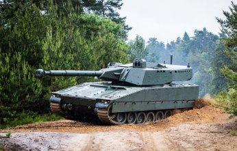 CV90105 XC-8 105HP Medium Tank