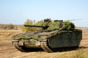 CV9035NL Dutch Army RoofPRO-P Armor