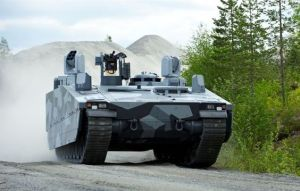 Combat Vehicle 90 – CV90 Armadillo