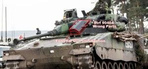 Combat Vehicle 90 - Mk0 Strf 9040A
