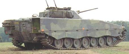 CV9025 - Strf 9025 Prototype