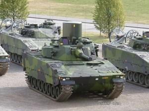 Strf 9040 Variant - Lvkv 90 Anti Aircraft Gun