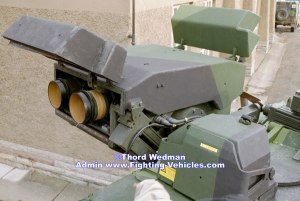 Strf 9040/56 RB56 ATGM launcher