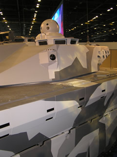 CV90120 Medium Tank with AMAP-ADS Active Protection (6)