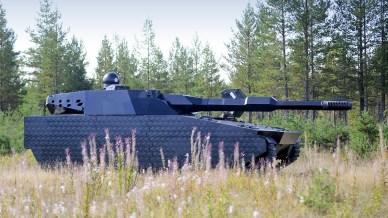 CV90120-T Ghost Medium Tank