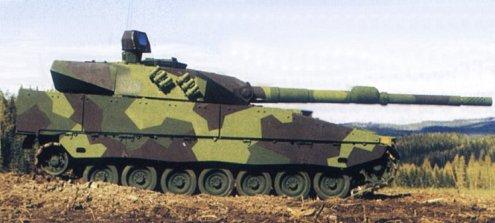 CV90120-T Production Model (3)