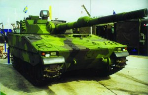 CV90120-T Production Model