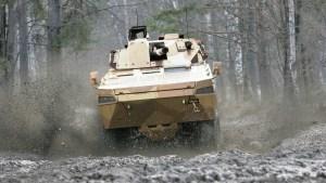 Patria AMV35 - LAND 400 AMV
