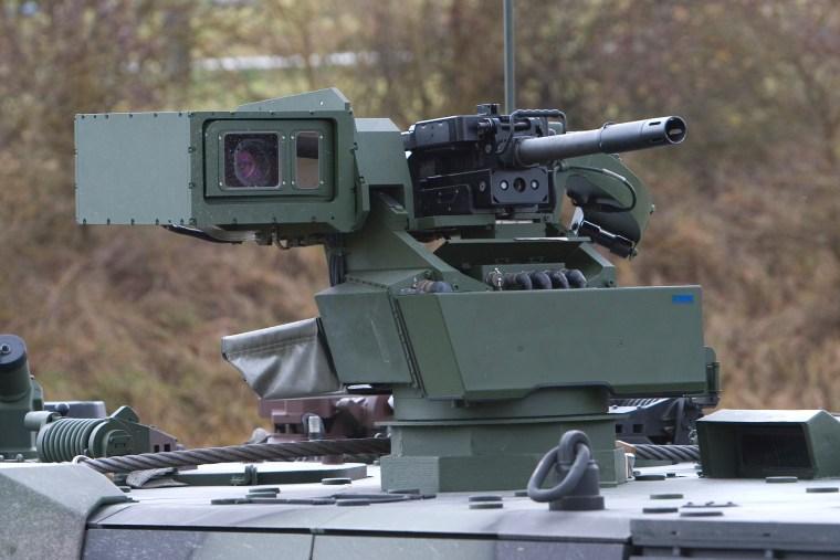Artec Boxer FLW-200 Remote Weapon Station