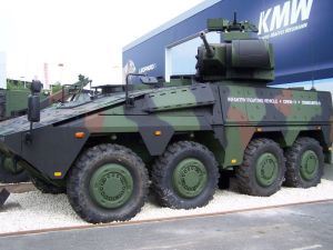 Artec Boxer IFV With Puma Turret