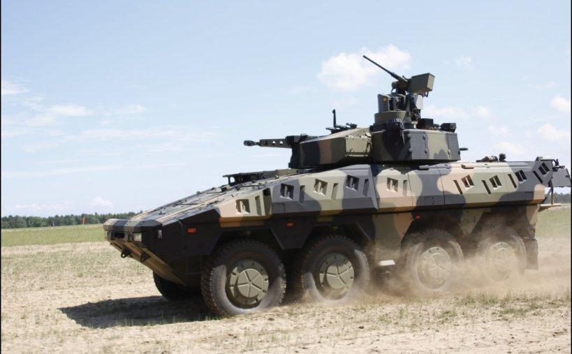 Boxer Combat Reconnaissance Vehicle