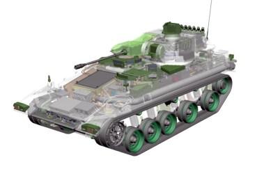 German Puma IFV SPz Schützenpanzer – Image 10