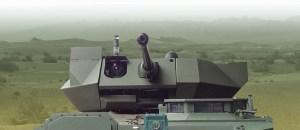 Rheinmetall Boxer IFV With SAMSON II Turret