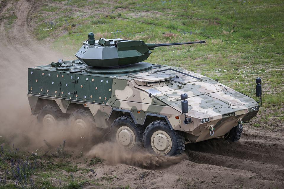 VILKAS Infantry Fighting Vehicle