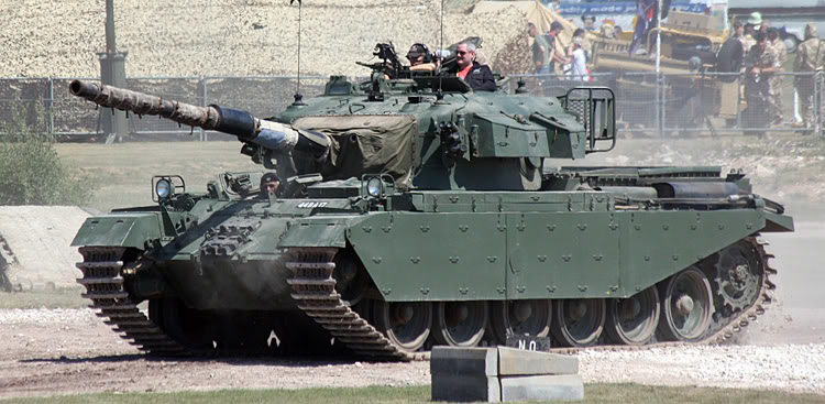 Centurion Tank 105 AVRE