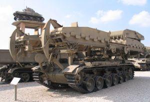 Centurion Tank - Centurion ARK