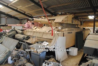 Centurion Tank ARVE Image 2