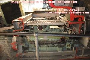 Centurion Tank Meteor Engine