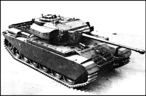 Centurion Tank Mk 2