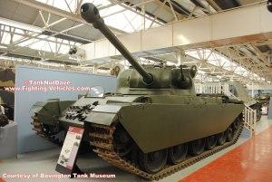 Centurion Tank Mk1 Tank Bovington Tank Museum