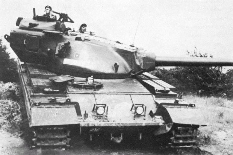 Conqueror Tank Mk1 Image #2