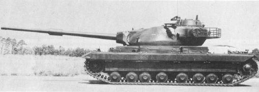 Conqueror Tank Mk2 Image #3
