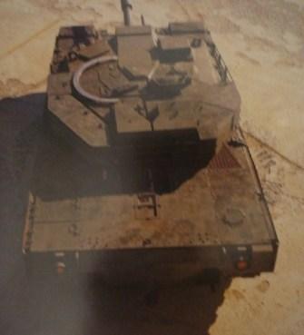 K1 Tank Prototype Image 2