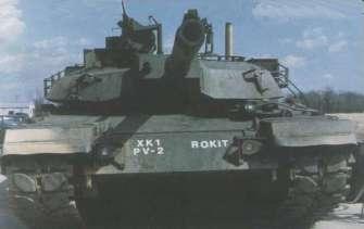 K1 Tank Prototype Image 3