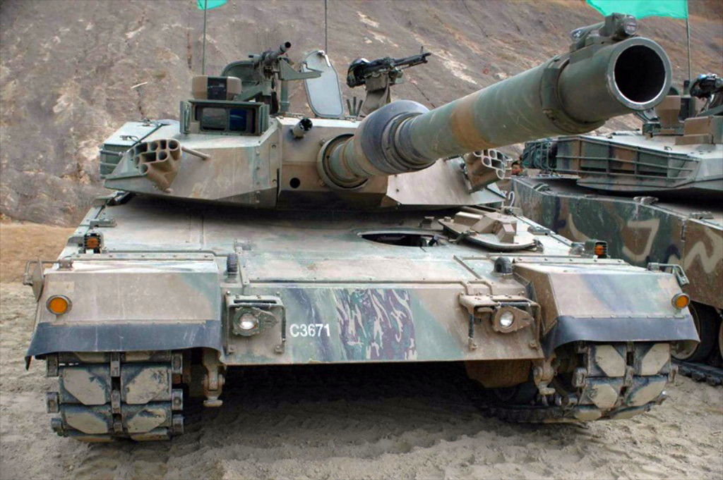 K1 Tank Fighting Vehicles Com