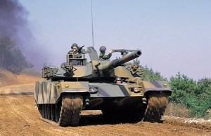 K1E1 Tank