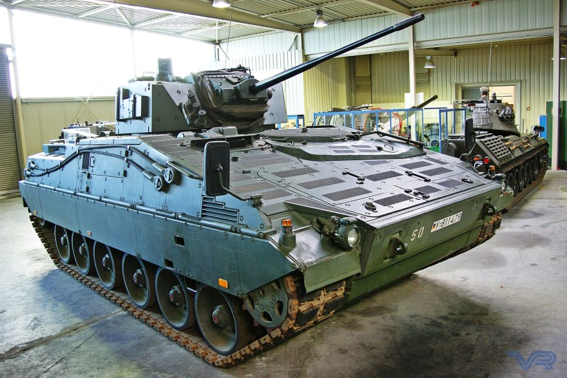 Marder 2 Infantry Fighting Vehicle IFV