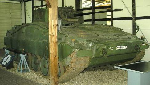 Marder 2 Infantry Fighting Vehicle
