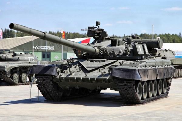 T-80B Tank