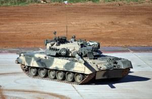 T-80 Tank model T-80U Tank
