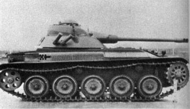 AMX-13-75 Light Tank Modèle 5